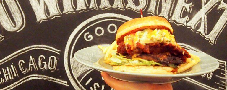 【期間限定】〈GOOSE ISLAND〉が話題のグルメバーガー4店舗とコラボ!
