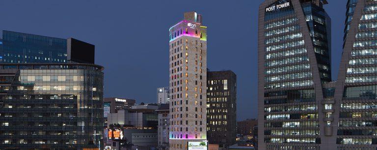 韓国の最新ホテルを巡る旅【前編】〈コートヤード・ソウル・ボタニックパーク〉、〈アロフトソウル明洞〉