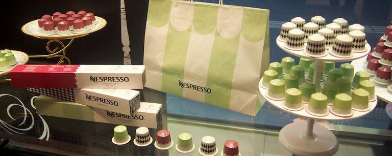 〈ネスプレッソ〉パリジャンスタイルで楽しむ冬の新商品。