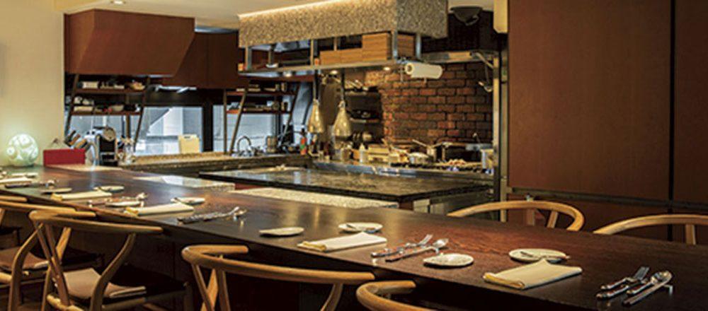 レストラン ヤマウチ ギンザ