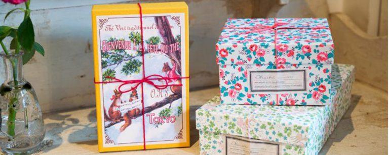 クリスマスプレゼントにも!パッケージが可愛いお茶が買える都内の日本茶専門店。