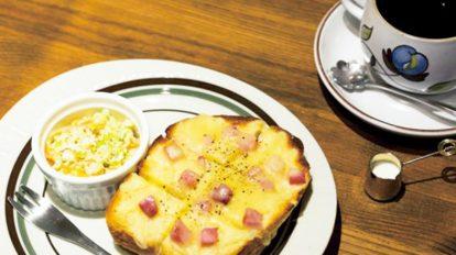 「トースト巡り」がブームの予感!落ち着き空間でトーストグルメが楽しめる都内おすすめカフェ・ …