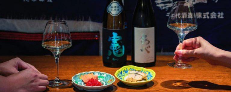 スタンディングバー併設!全国のレアな日本酒が揃う【銀座】日本酒専門店〈たつみ清酒堂東京〉が気になる!