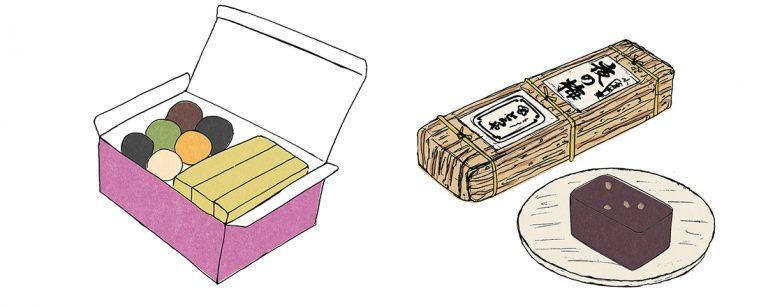 あんこ好きにはたまらない!都内で買える、老舗の名店のおすすめ和菓子4選