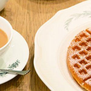ワッフル食べ放題も叶う!お茶一杯でも大満足な銀座の人気台湾茶・紅茶専門店とは?