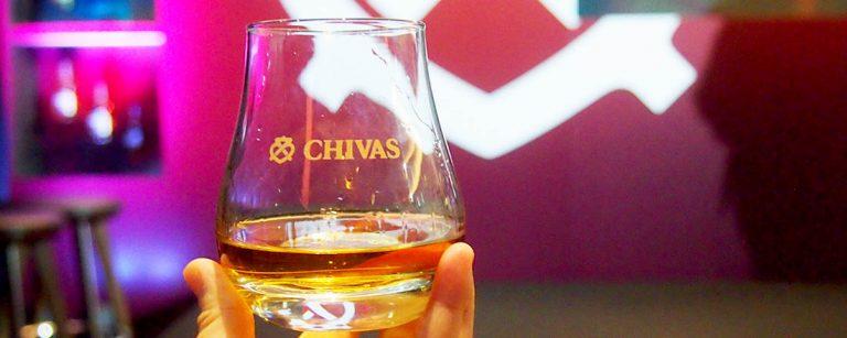 『CHIVAS REGAL Experience at Mercedes me Tokyo』でウイスキーのブレンド体験にチャレンジ!