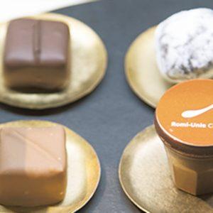 【鎌倉】季節によって変身!お菓子教室と〈Atelier bis〉とチョコレート菓子店〈Chocolaté romi-unie〉とは?