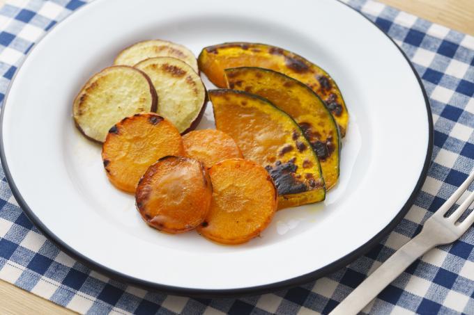 野菜のキャラメリゼ