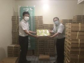 【ソシオークホールディングス】食品ロス削減の取り組み フードバンク愛知に冷凍弁当2,040食を寄贈