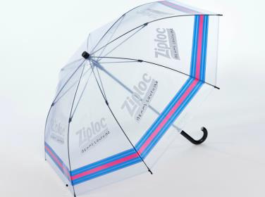 【旭化成ホームプロダクツ株式会社】使用済みジップロック®をリサイクルした傘のシェアリングサービスを運用
