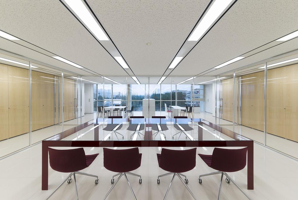 最新オフィス家具に触れられる展示場・ショールーム(東京編)