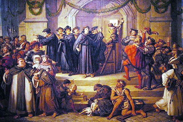 近代の国家と個人の始まり:フマニズムと宗教改革の16世紀