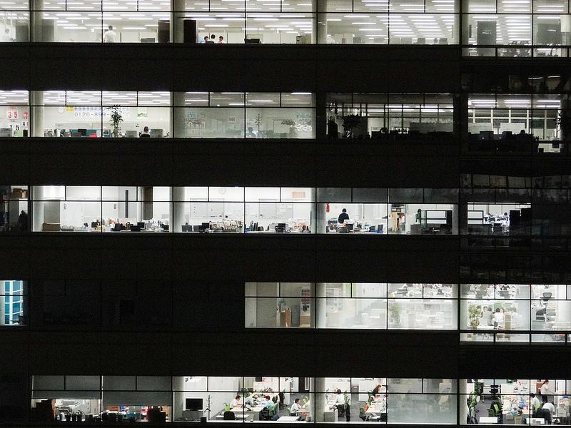 コワーキングスペースは、新たなビジネスチャンスか