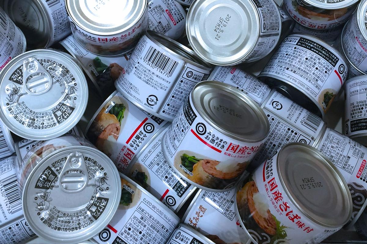"""健康によい成分満載の""""サバ缶ブーム""""が終わらない。その理由とは?"""