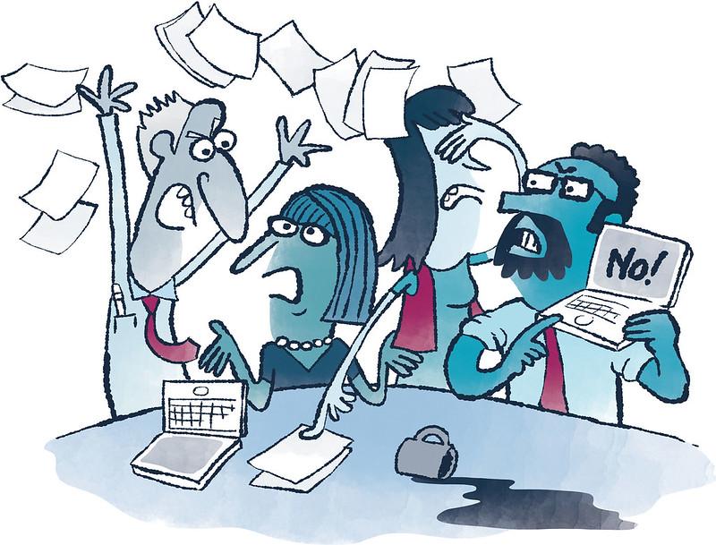 オフィス労働生産性を向上させるために(5)「会議の基本」を押さえよ