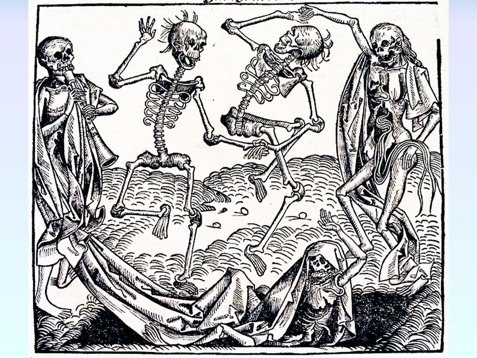 黒死病(ペスト)と時代の大転換