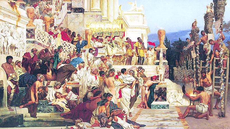 キリスト教はローマ帝国に迫害されたか(1)