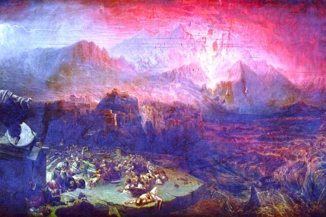 キリスト教の世界観