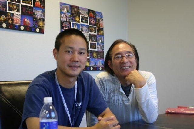 ザッポス本社に初めての訪問(2008年6月):未知の世界へ