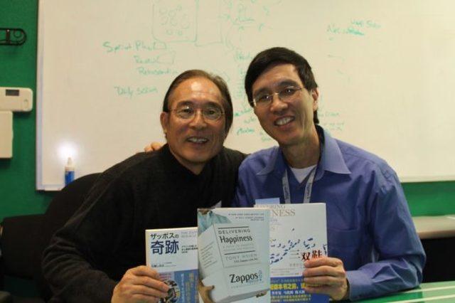 ザッポスの10のコア・バリューは、「アジア人家庭の価値観」?:父、リチャード・シェイ氏との対話(2011年1月)