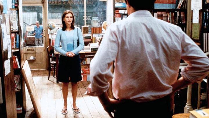 夢と眠り、現実に目覚める:『ノッティングヒルの恋人』(1999)