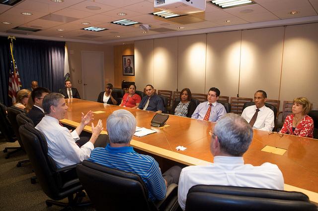会議に種類があるのを知っていましたか?