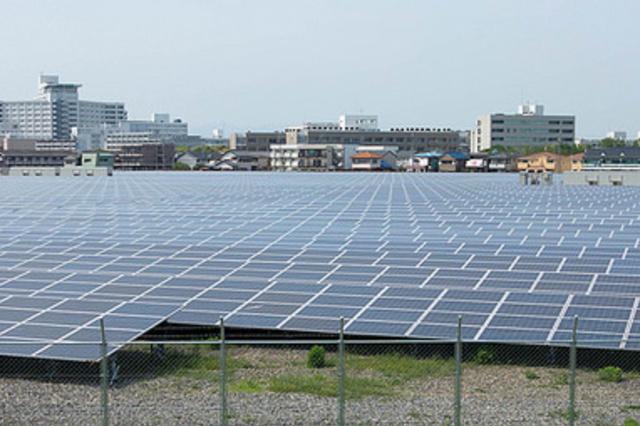 太陽光発電は集中処理にむかう!!