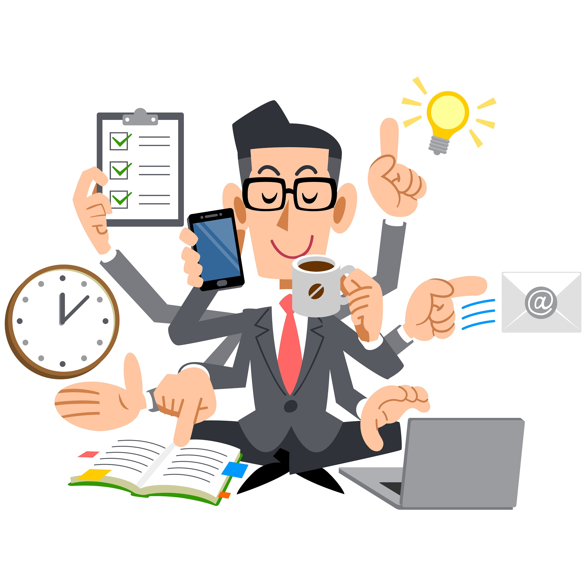 フランクリン・プランナー・ジャパンの時間管理  ⑨役割を考え、ライフバランスをとる