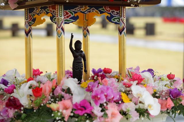 今日は何の日 4月8日は「灌仏会/花まつり」