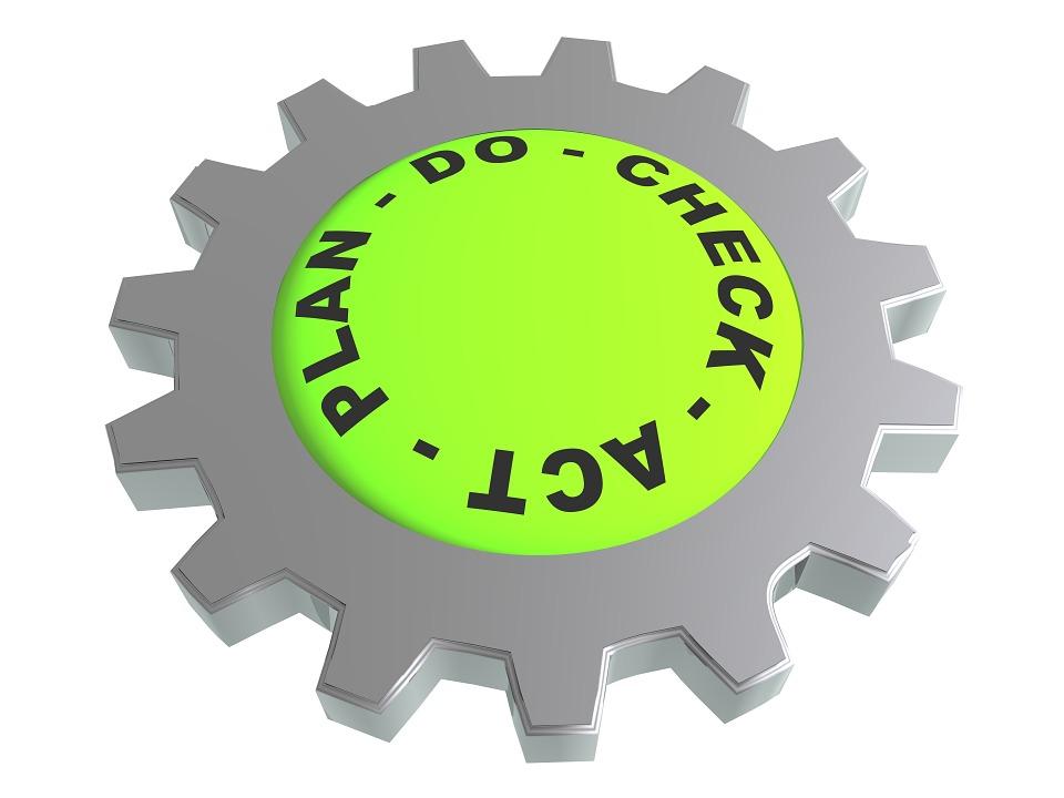 PDCAサイクルとアウトソーシング