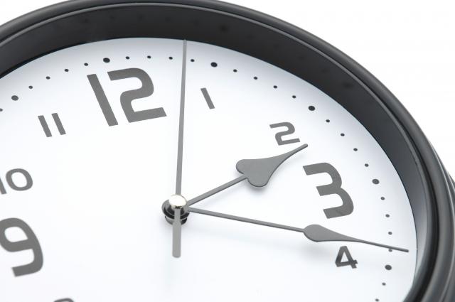 今日は何の日 6月10日は「時の記念日」