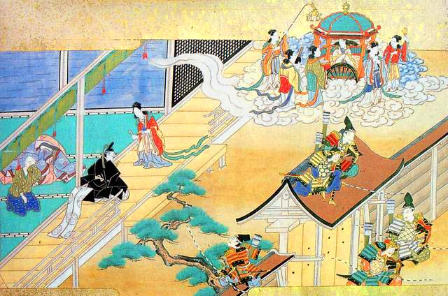 カグヤ姫には隠し子がいた:684年白鳳大地震の満月津波のかげで