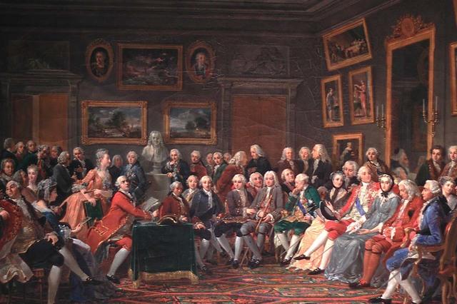 十八世紀ヨーロッパの山師たちを巡る対話:フリーメイソンと外交革命