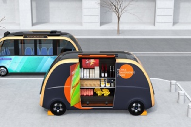 トヨタがアマゾン他と提携。自動運転車の宅配・宿泊サービスを本格始動!