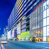 東京・銀座コリドー街