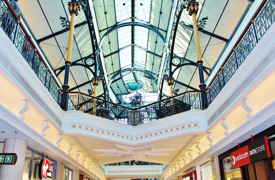 ショッピングセンター 画像