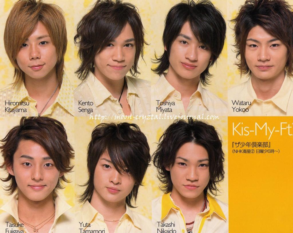 若Kis-My-Ft24