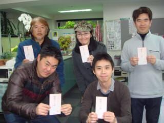 GPC千葉 新年イベント 第2回ドラフトチーム対抗戦