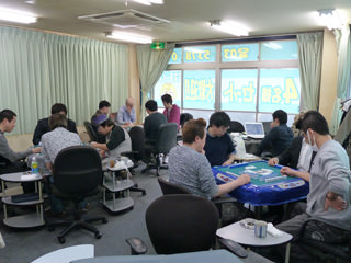 第5期GPC東京著名人リーグが開幕!!