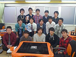 日本学生競技麻雀連盟 学生の麻雀活動が活発に