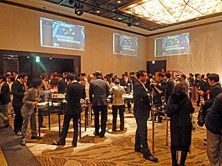 日本プロ麻雀協会:10周年記念パーティーを開催