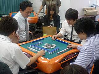 ま~じゃん Question 渋谷店 ドリームCUP観戦記