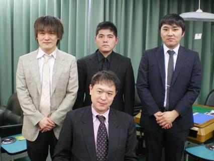 RMU「2010クライマックスリーグ」河野高志プロが圧勝!!