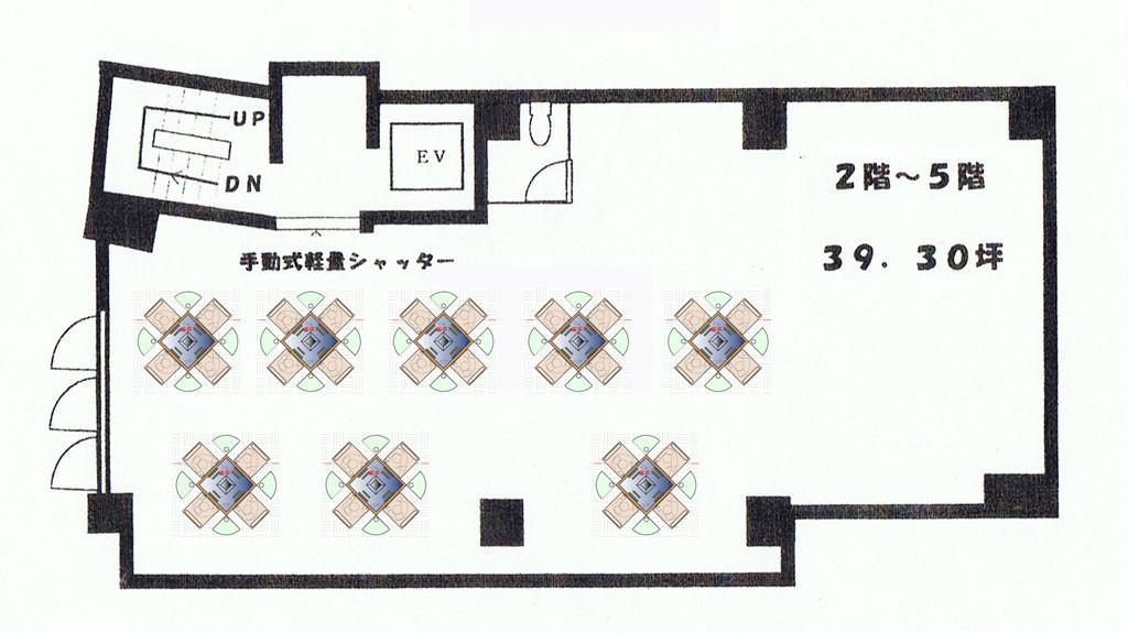 【麻雀店物件情報】町田駅徒歩1分 55万円【8卓居抜き】