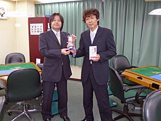2010年度スプリントカップ第8戦(最終戦)ネプチューンカップ自戦記 (河野高志)