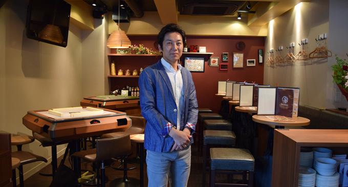 マージャンで生きる人たち 第1回 株式会社ウインライト 代表取締役社長 藤本勝寛 「あらゆる挑戦は、すべて〝妄想〟から始まる」
