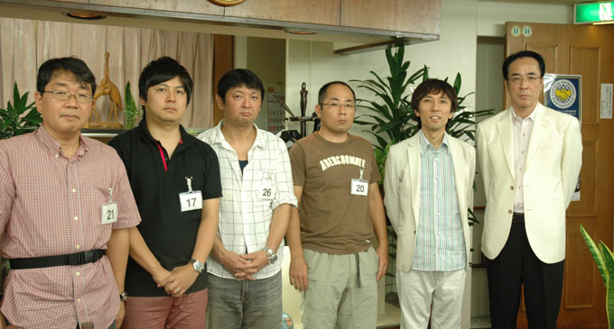 賞金総額1000万円の麻雀全国大会、 準決勝を新橋で開催