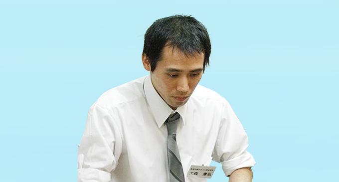 大森 康弘(最高位戦日本プロ麻雀協会)