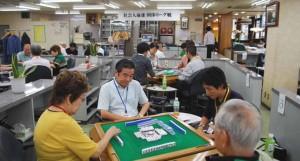 連盟が首位発進 佐々木寿人が地和 前田直哉が3トップ /第1回麻雀プロ団体日本一決定戦