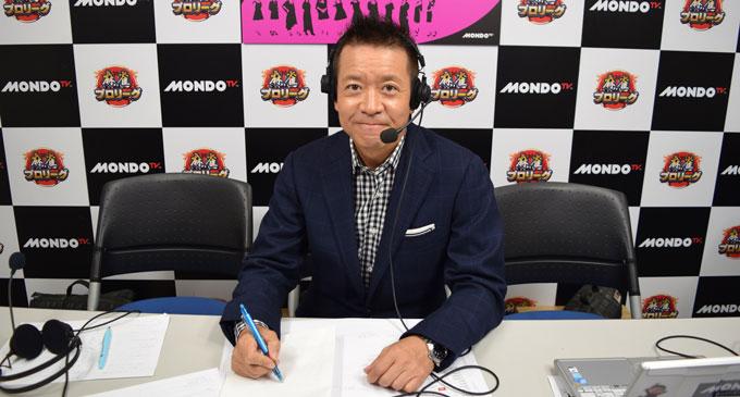 フリーアナウンサー 土屋和彦「しゃべるのが仕事。しゃべることを取材することも仕事」【マージャンで生きる人たち 第4回】
